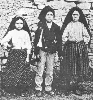 Jacinta, Francisco e Lúcia