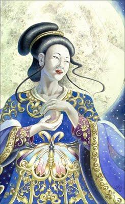 Ch'ang-O, deusa lunar chinesa