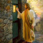 Cristo bate à porta
