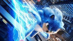 filme de Sonic