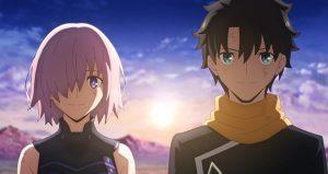 Fate / Grand Order -Kyuushoku Tokuiten Kani Jikan Shinden Solomon