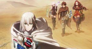 Fate Grand Order Shinsei Entaku Ryouiki Camelot