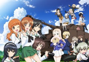 3º Filme de Girls Und Panzer das Finale