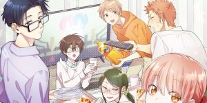 Wotakoi: Love is Hard for Otaku