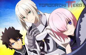 Filme Fate/Grand Order: Shinsei Entaku Ryouiki Camelot