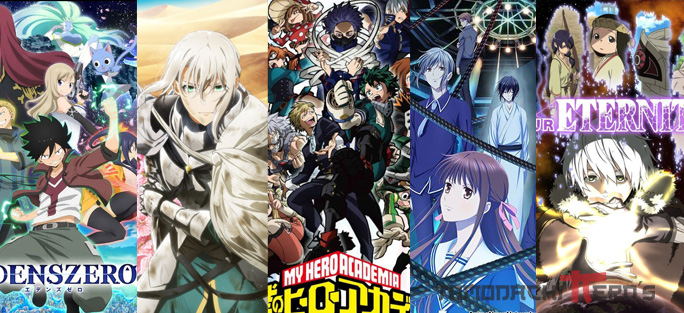 guia de anime Abril de 2021