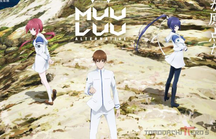 Muv-Luv Alternative: The Animation