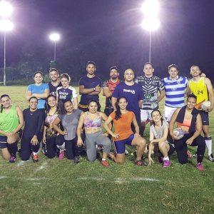 14596fb26b Rugby feminino busca atletas e reconhecimento - Veia Esportiva