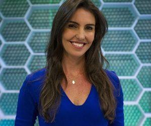 Glenda Kozlowski vai atuar como locutora esportiva da Globo durante as Olimpíadas. (Foto: João Cotta/TV Globo)