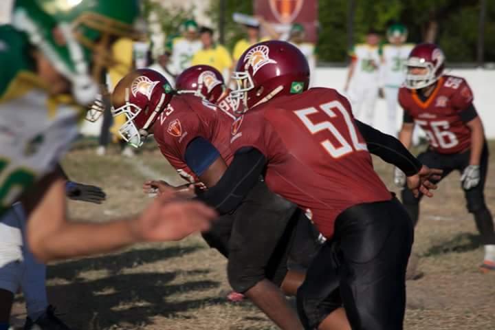 796c2817ca Futebol Americano  Roma Gladiadores representa o Ceará na Liga Nacional