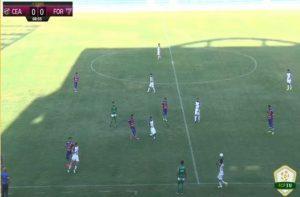 Acompanhe ao vivo a transmissão pelo site da Federação Cearense de Futebol. (Reprodução)