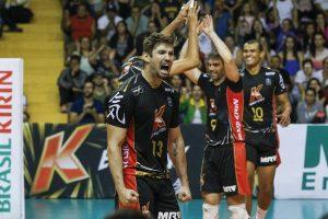 O ponteiro Ygor Ceará, do Brasil Kirin, jogará pela primeira vez em casa (Divulgação/Brasil Kirin)