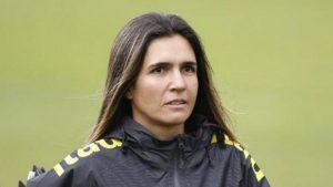 Emily Lima foi jogadora de clubes como São Paulo e Santos. (Crédito: RAFAEL RIBEIRO/CBF)