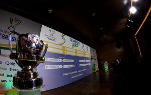 Copa do Brasil  árbitros de campo e vídeo são definidos 5555448aadcf0