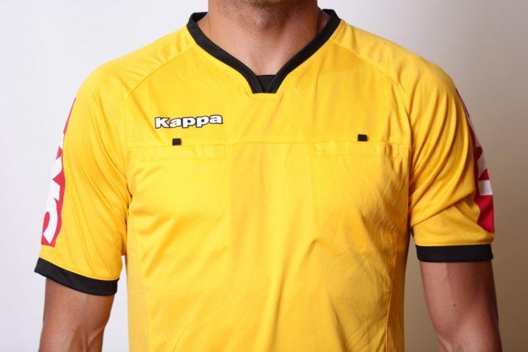 Kappa é o novo fornecedor de uniforme da arbitragem nacional - Veia ... f291b8692bcd1