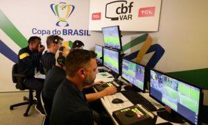 CBF divulga números do VAR e garante recurso nas finais da Copa do Brasil 5b01ab806cba6