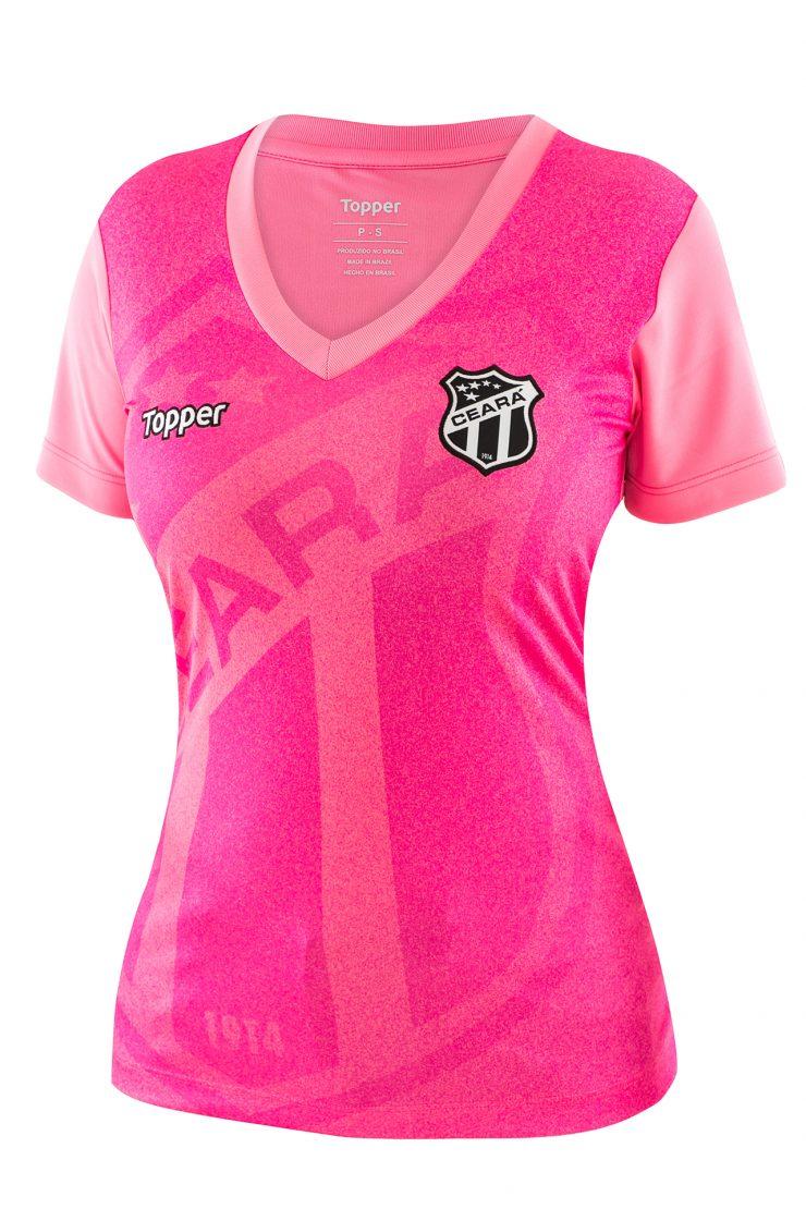 Topper lança camisas alusivas ao Outubro Rosa - Veia Esportiva 92b9a90c1f323