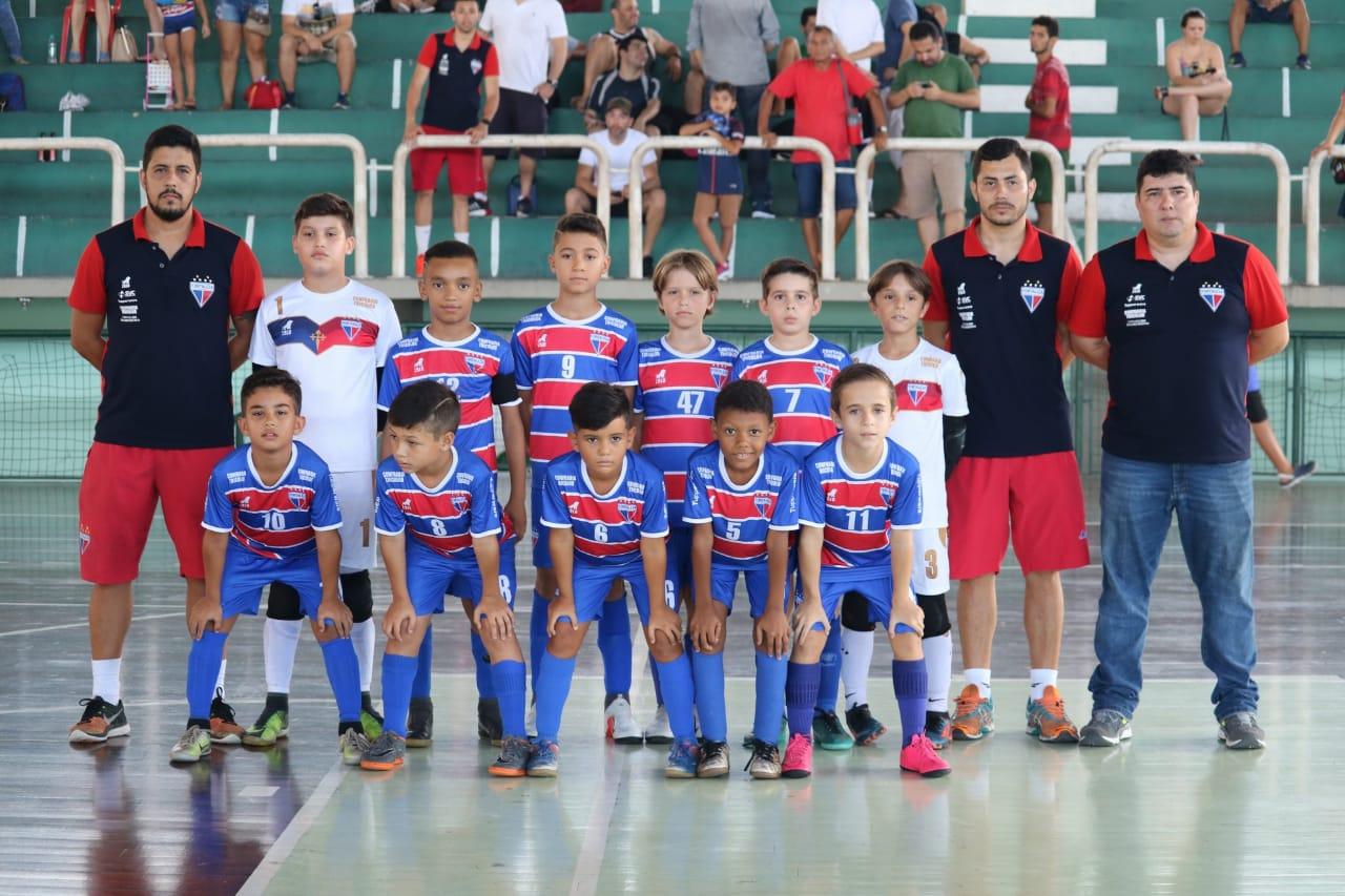 0adb379cb375b Fortaleza sub-09 vence no Futsal e sagra-se Campeão Cearense - Veia  Esportiva